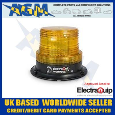 electraquip, 130abm,  compact, amber, led, beacon, 12v, 24v