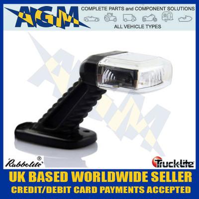 trucklite, rubbolite, signal, stat, ss/61012, ss61012, rh, rear, corner, led, stalk, lamp