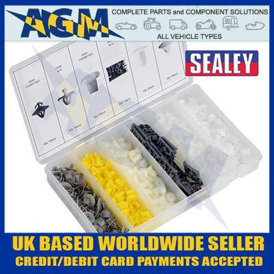 renault, trim, clip, sealey, btc05