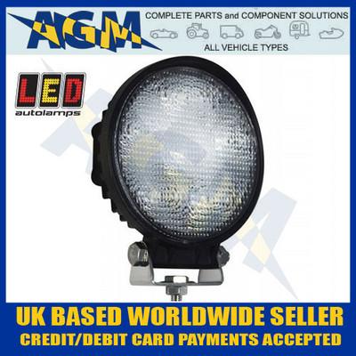 11118bm, led, autolamps, work, lamp, 12v, 24v