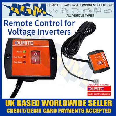 0-856-98, 085698, durite, remote, control, modified, wave, voltage, inverters