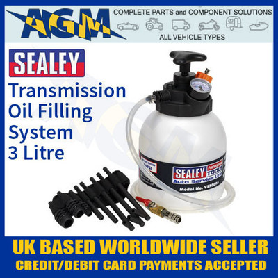 VS70095 Sealey Transmission Oil Filling System