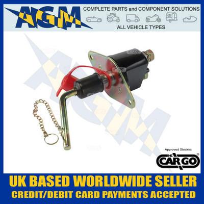 Cargo 181238 Battery Main Switch