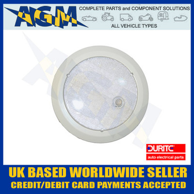 durite, 0-668-18, 066818, bright, white, smd, led, 12v, 24v, circular, interior, lamp