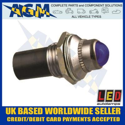 LED Autolamps PLB12 Blue 12v Pilot Light