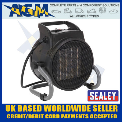 sealey, peh2001, 2000w, industrial, fan, heater