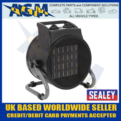 sealey, peh3001, 3000w, industrial, fan, heater