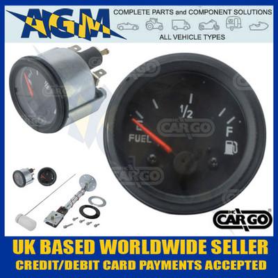 cargo, 160701, 12v, fuel, gauge, adjustable, sender, 52mm