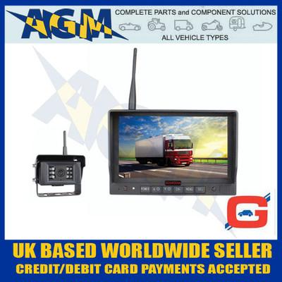 guardian, cctv15d, lcd, monitor, digital, wireless, reversing, kit
