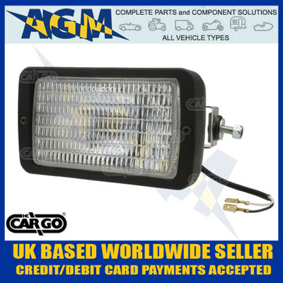 cargo, 171566, single, bolt, side, mounted, h3, bulb, work, light