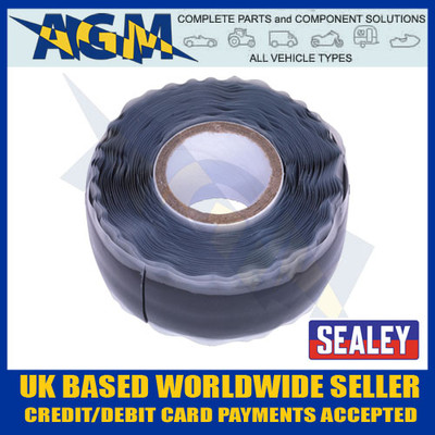 sealey, st5b, back, 25mm, silicone, repair, tape
