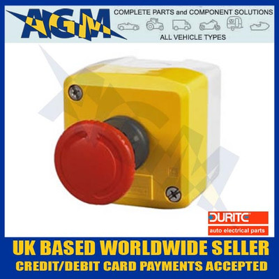durite, 0-657-01, emergency, stop, push, button, control, box