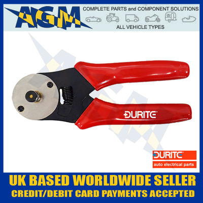 Durite 0-703-20 Deutsch Crimping Tool For D-Sub Contacts