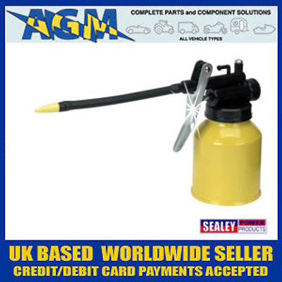 Sealey TP04 Trigger Pump Oil Can 180ml