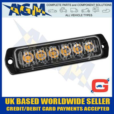Guardian LED16A High Intensity 6 Super Bright LED Warning Light