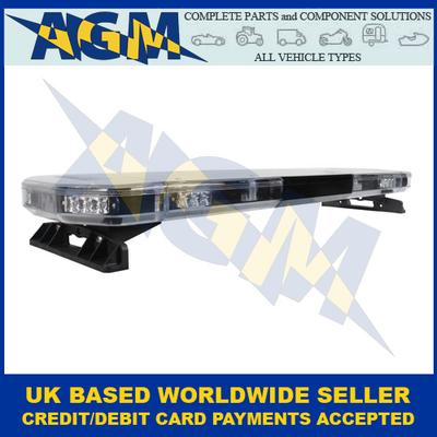 Guardian Automotive Spartan AMB120 LED Low Profile Beacon Bar