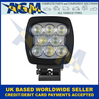 Guardian WL69, High Power, 6500 Lumens, LED Work Lamp, 9-32V