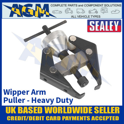 Sealey VS807, Wiper Arm Puller, Heavy Duty, Wiper Arm Removal Tool
