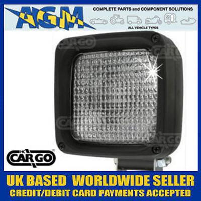 Cargo 171449 Compact Single Bolt Halogen Work Lamp