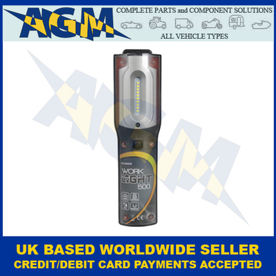 Guardian HL51O, Orange Case, LED SMD, Hand Lamp/Torch