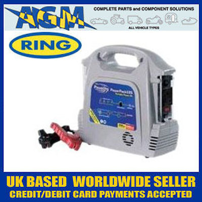 Ring RPP170 PowerPack, Compressor and Invertor