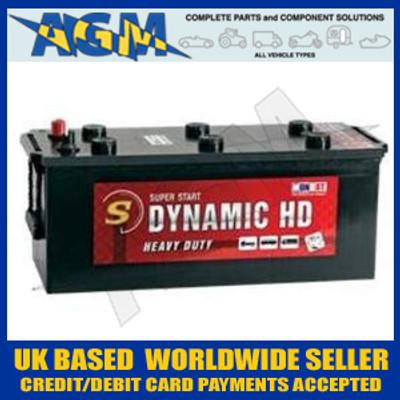 MONBAT Dynamic HD Battery 670 023 Type 629/621 Fits SCANIA, DAF, IVECO, MAN, VOLVO etc.