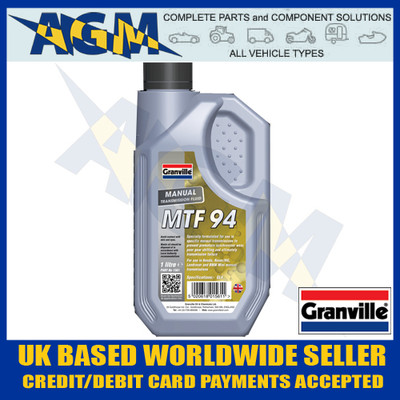 Granville 1561 MTF 94 Manual Transmission Fluid Oil 1 Ltr