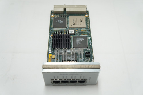 4-port Fast Ethernet PIC