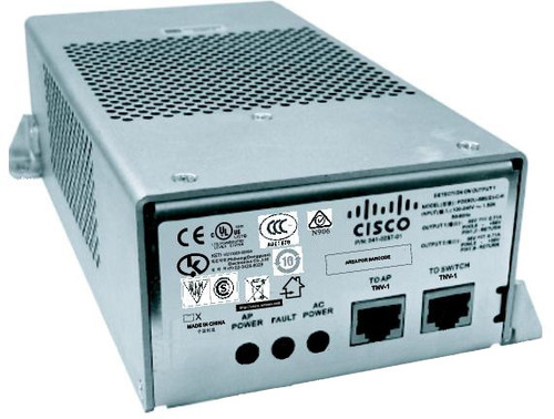 Cisco Aironet 1500 Series Power Injector AIR-PWRINJ1500