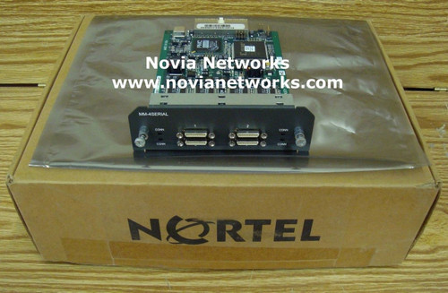 Nortel SR2104004 R03 Secure Router 3120 4 PORT Serial Interface SYNC Card