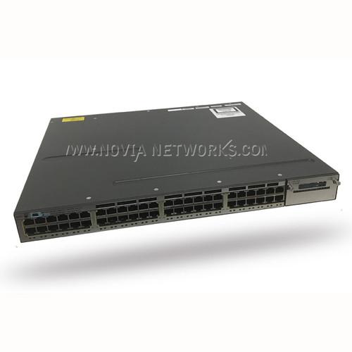 WS-C3750X-48P-L 3750 Gigabit Ethernet switch