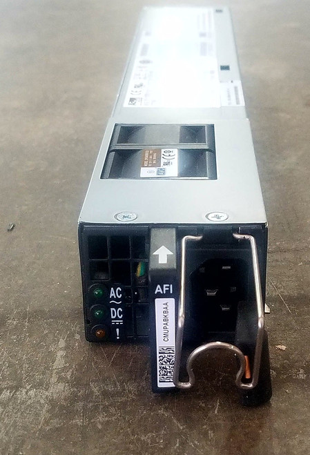 JPSU-650W-AC-AFI AC Power Supply for EX4550 AC Power Supply in EX4550 Switches - Free Shipping