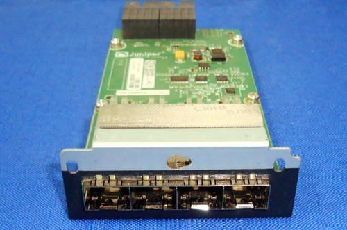 Juniper EX-UM-2X4SFP - 2-Port 10G SFP and 4-Port 1G SFP Uplink Module