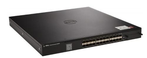 PowerConnect 8132F 10GbE Switch 2x 460W PSU