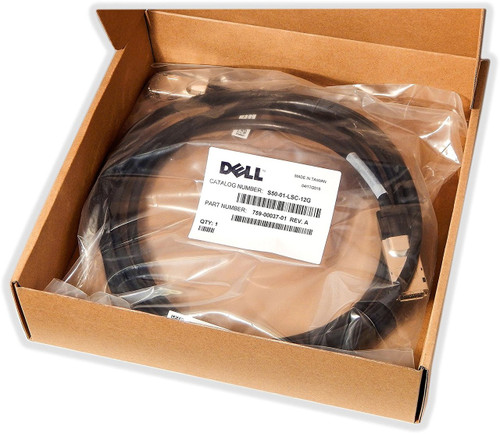 S50-01-SSC-12G  Dell Force10 759-00037-01 Stacking Cable