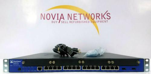 Refurbished SRX240H2 Juniper Networks  Series Services
