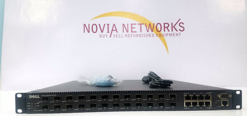 POWERCONNECT6024F 24 Port Gigabit Ethernet Dell