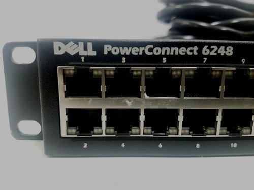 Dell PowerConnect 6248 48 port Layer 3 Switch