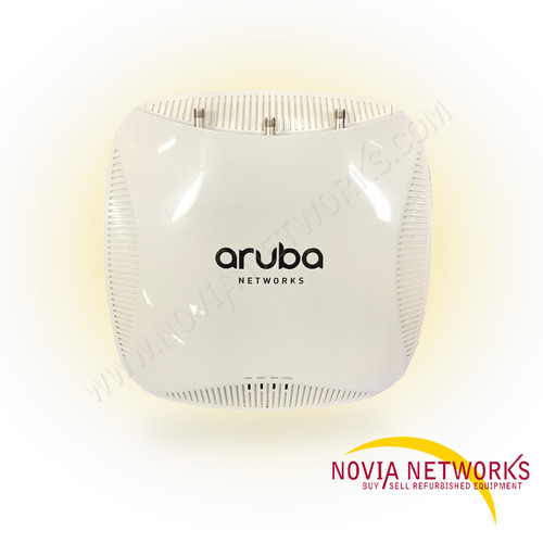 IAP-214-US Refurbished Aruba Instant AP 802.11n/ac Dual 3x3:3 Radio Antenna Connectors AP