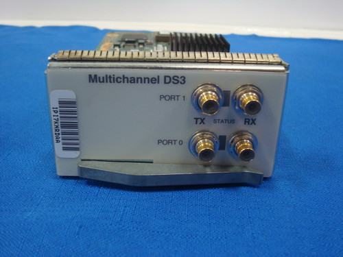 Juniper PE-2MCDS3 2 Port Multi Channel DS3 M Series