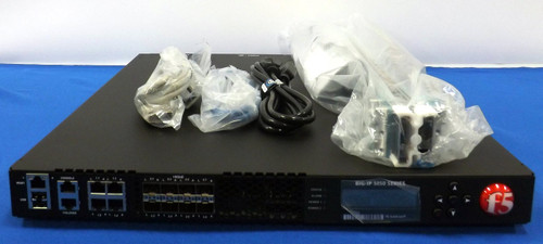 Refurbished F5-BIG-BR-5250V Local Traffic Manager Security Appliance  including rail kit and cables