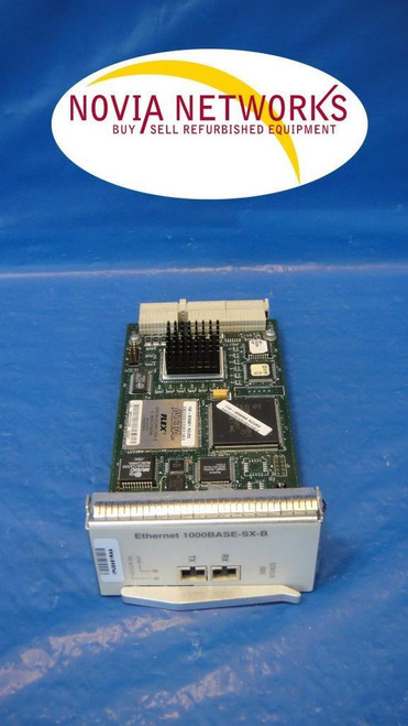 Juniper PE-1GE-SX-B One Gigabit Ethernet Port 1000Base-SX
