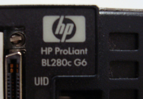 HP BL280c Gen 6 Blade Server 507865-B21