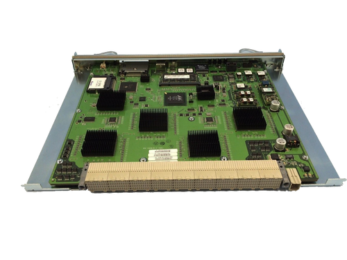 FORCE10 LC-CB-RPM 754-00091-01 ROUTE PROCESSOR