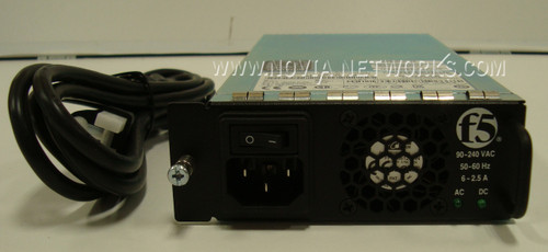 F5-UPG-AC-400W F5 AC Power Supply   Single 400W AC Power Supply (2000/4000 Series)