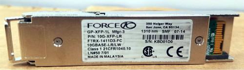 Force10 GP-XFP-1L LR/LW 10 Gig Ethernet XFP Optics Module