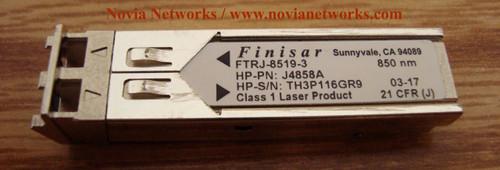 HP ProCurve J4858A Gigabit-SX-LC Mini-GBIC Transceiver Module
