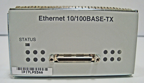 Juniper P-12FE-TX 12-port 10/100 TX Ethernet PIC