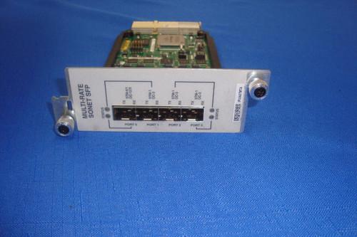 Juniper PB-4OC3-1OC12-SON-SFP-A Multi Rate PIC