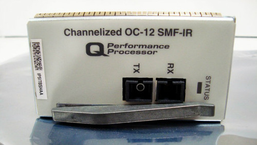 PE-1CHOC12-SMIR-QPP Juniper 1-port Channelized OC-12 IQ PIC Module